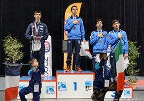 Championnats de la Méditerranée: nos jeunes font podium !